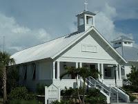 Iglesia en Boca Grande