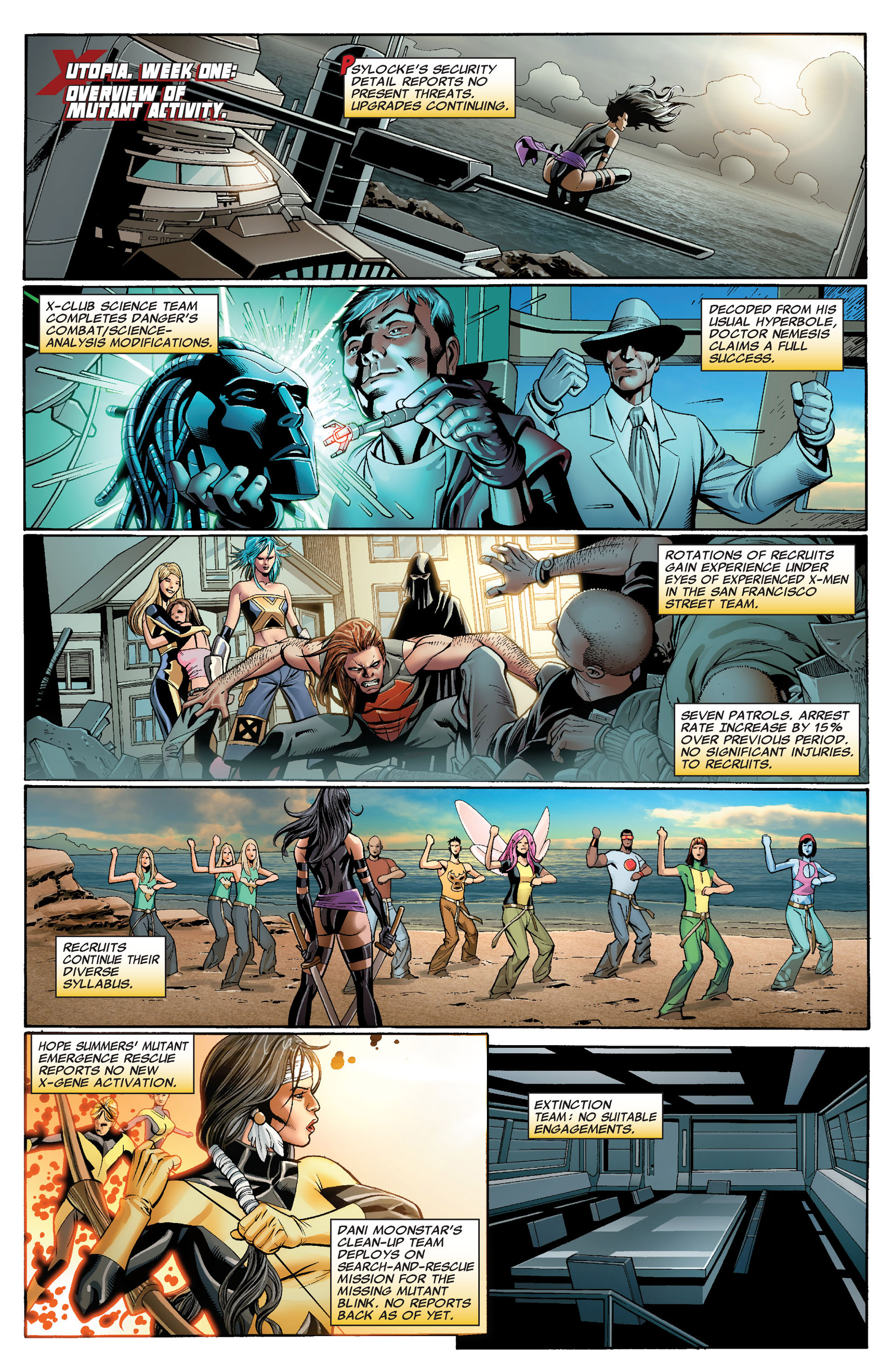 Read online Uncanny X-Men (2012) comic -  Issue #1 - 12