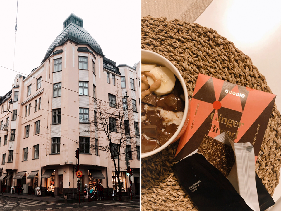Helsinki, Goodio gingerbread
