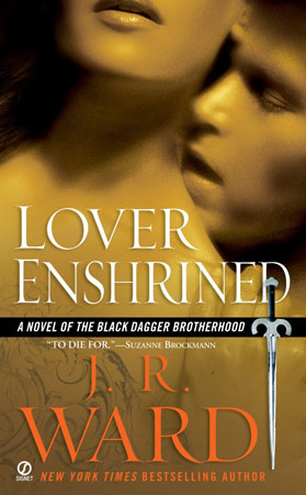 Book Review: Lover Enshrined (Black Dagger Brotherhood #6) by J. R. Ward