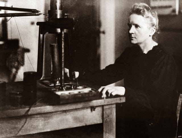 10 Most Influential Women Marie Curie