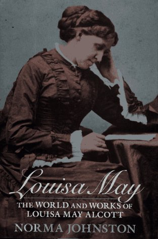 Reading 'Louisa May: The World And Works Of Louisa May Alcott' this June for the LMA reading challenge!