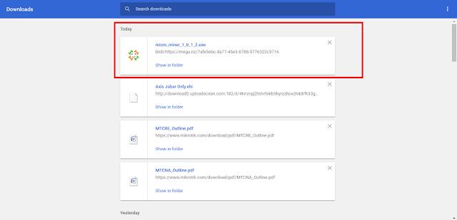 cara mengatasi download aplikasi yang di blocked