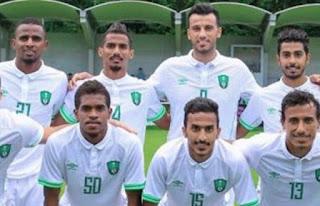 نتبجه مشاهده مباراه الاهلي السعودي ووفاق سطيف  اليوم 28-10-2018 انتهت بفوز الاهلي السعودي 1 - 0