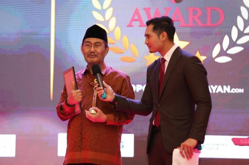 Jimly Asshiddiqie: Demokrasi Indonesia Rusak Jika Beda Pendapat Jadi Alat Pidana