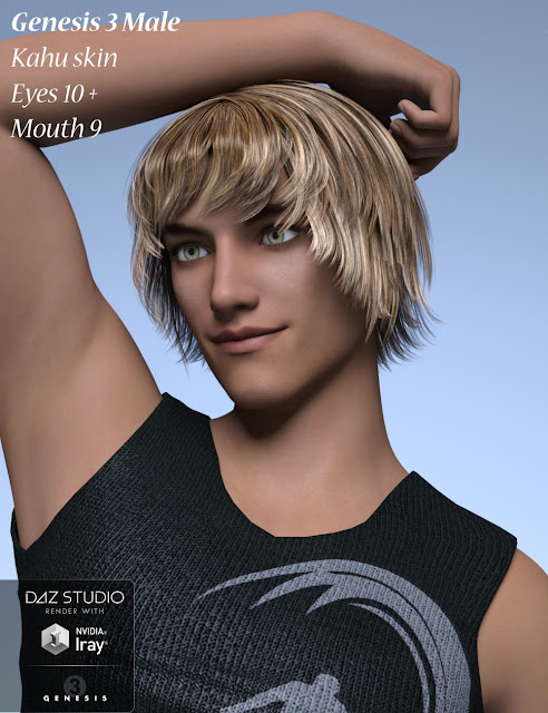 Genesis 3 Male XprssnMagic