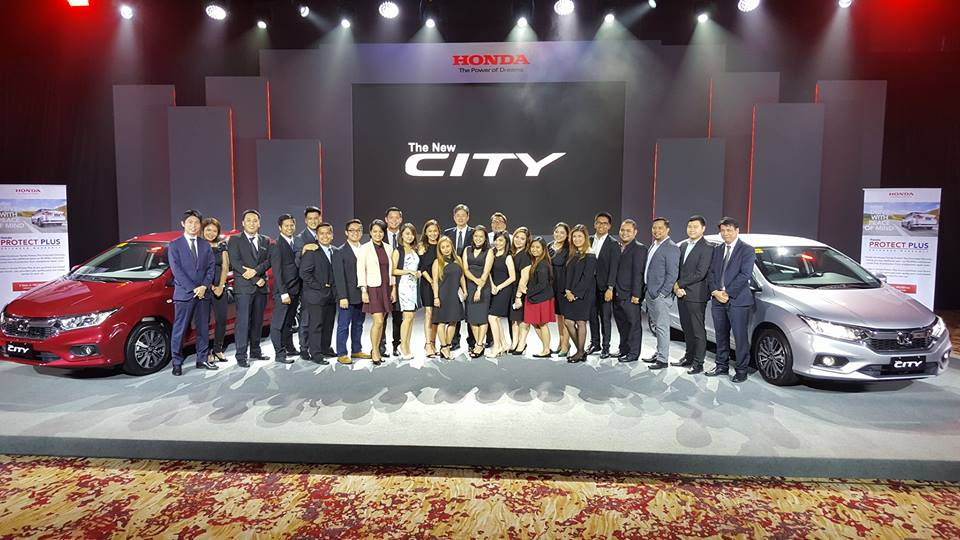 Honda Cars Philippines Unveil 2018 New City Provides Smartest Ownership Experience