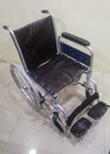 Wheelchair With Detachable Arms