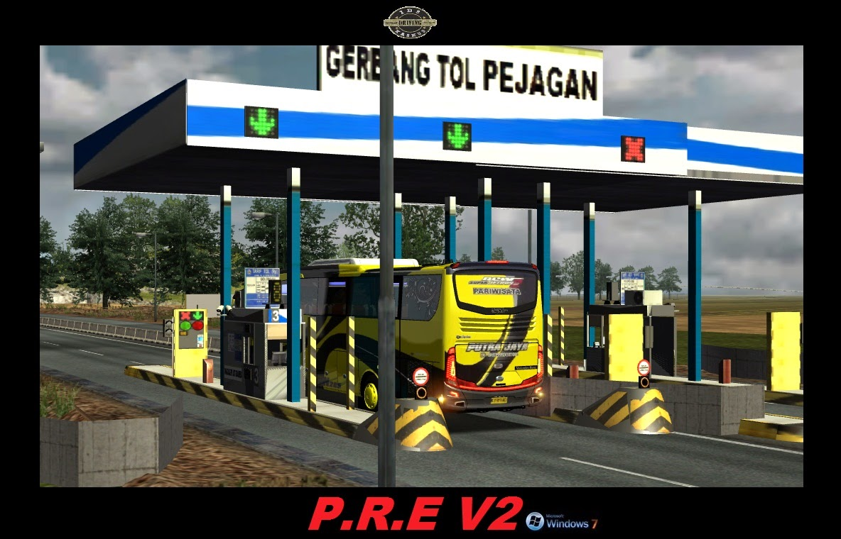 Map UKTS Langsung Pakai Mod UK Truck Simulator – Map Ukts Jogja