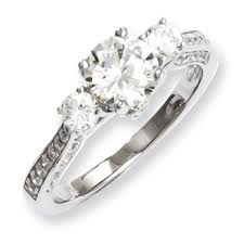 Cheap Silver Wedding Rings