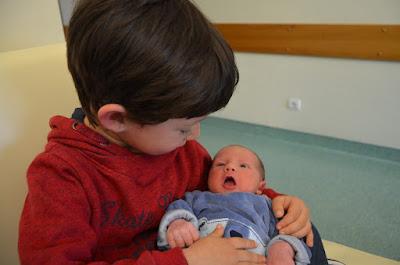 Aprendendo a ser mamã, mãe de dois