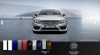 Mercedes AMG C63 S 2015 màu Bạc Diamond 988