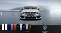 Mercedes AMG C63 S Edition 1 2015 màu Bạc Diamond 988