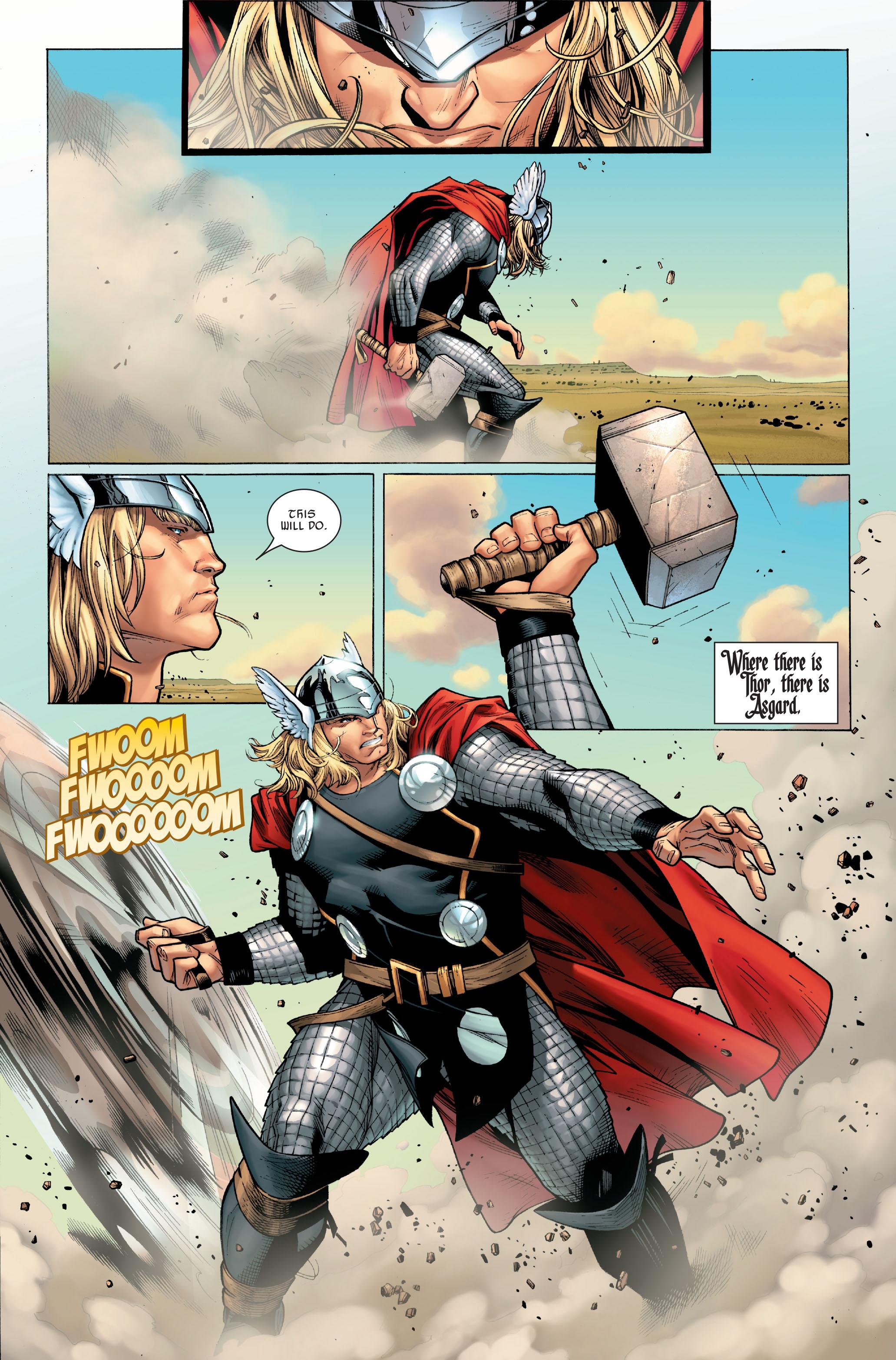 Thor (2007) Issue #2 #2 - English 6