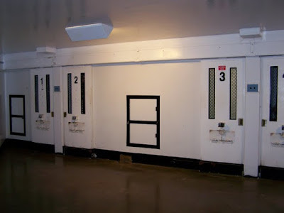 Polunsky Unit TX Death Row