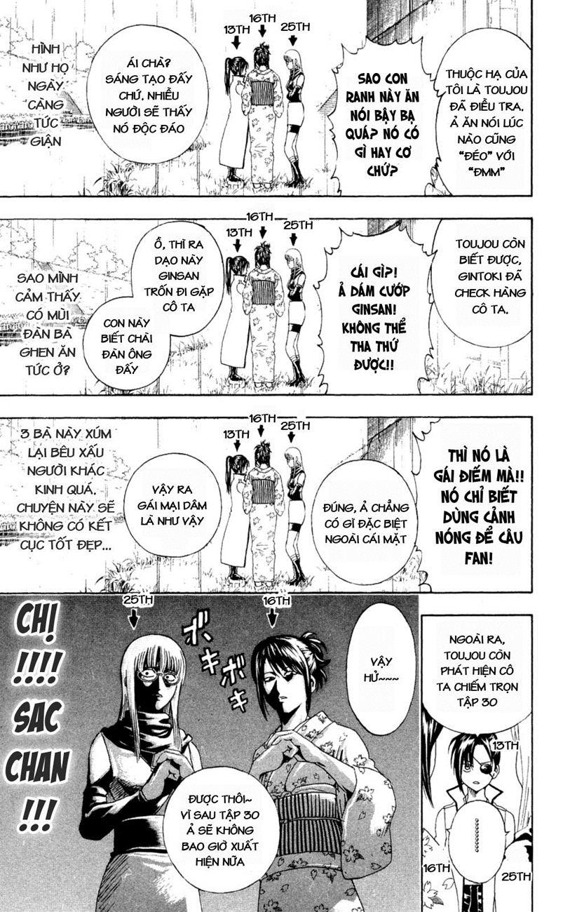 Gintama Chap 265 page 21 - Truyentranhaz.net