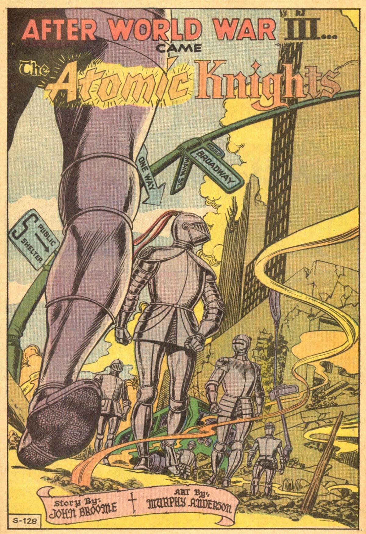 Strange Adventures (1950) issue 218 - Page 24