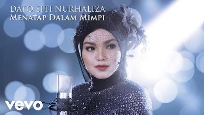 Dato Siti Nurhaliza - Menatap Dalam Mimpi (Lirik)