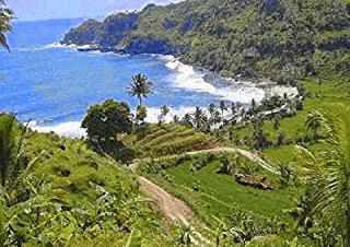 Pantai Kali Uluh Kebonagung Pacitan