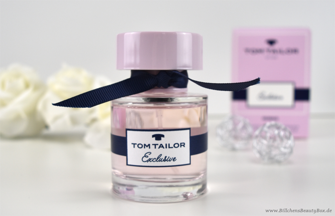Tom Tailor - Exclusive Woman - Review - Duftbeschreibung