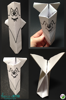 Wings Wanted Halloween STEM Challenge example
