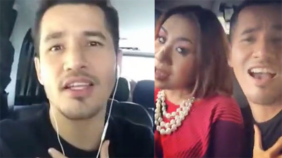 Dato' Aliff Syukri Pula Jadi Penyanyi, Saksikan Cubaan Pertamanya Menyanyi