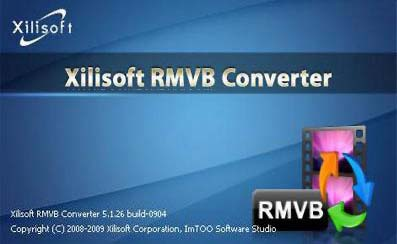 Xilisoft RMVB Converter 5.1.26 Download Full Version