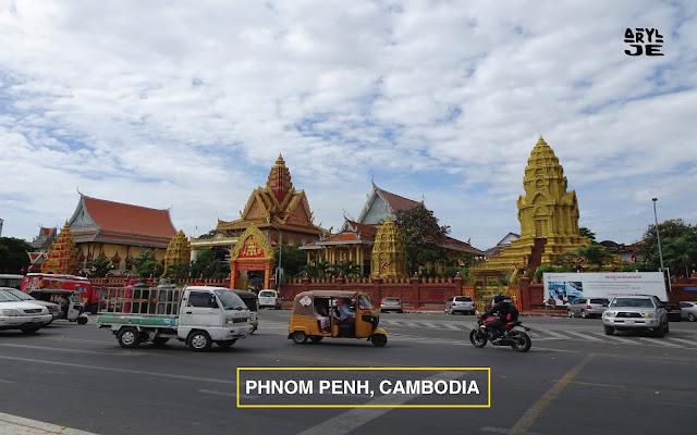 Cambodia : Tempat Dan Aktiviti Menarik Di Phnom Penh