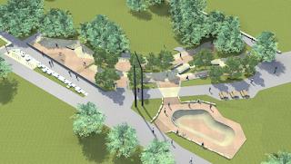 skatepark angers projet 2019