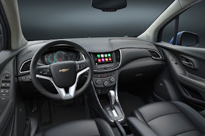 The Chevrolet Trax is Making Big Tracks in the Subcompact Crossover Market