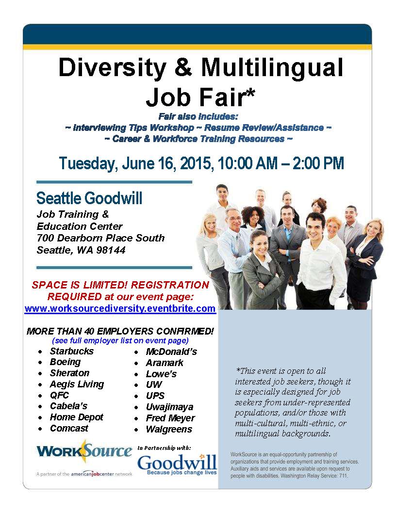 Diversity Career Fair 2020.Penciltrowel1 S Blog Employment Trends And Job Portals For
