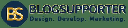 Blog Supporter Demos