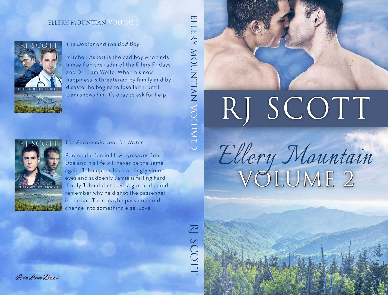 CROOKED TREE RANCH, VOL. 1 RJ Scott EROTIC GAY CONTEMP COWBOY 11/15 ~ GREAT!