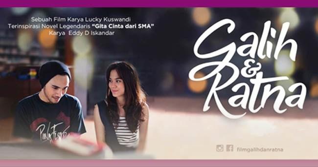 Download Film Indonesia Galih Dan Ratna (2017) WEB DL