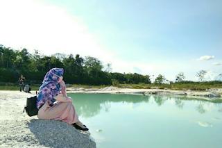 danau wisata agro nandin sei pinang kampar