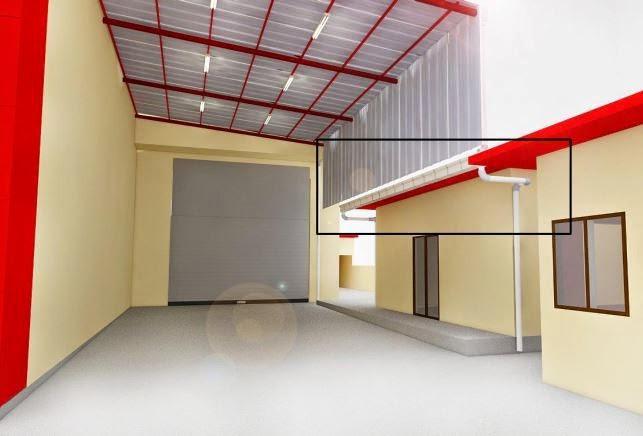 menghitung kebutuhan baja ringan untuk atap infomedia digital: cara analisa biaya kontruksi ...