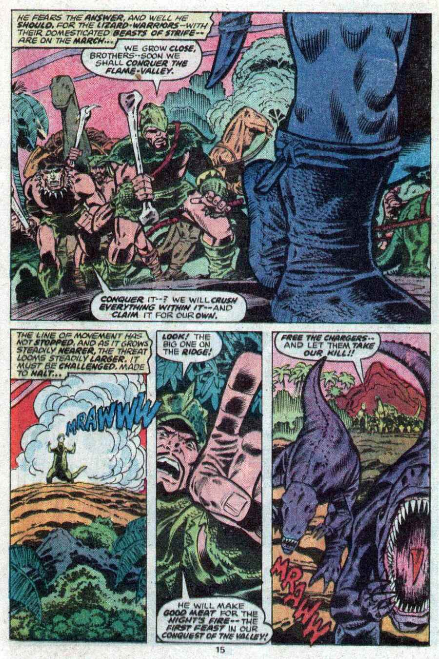 Godzilla (1977) Issue #21 #21 - English 10