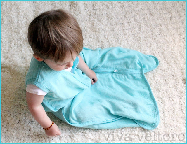 Aden Anais Bamboo Sleeping Bag Review And Giveaway