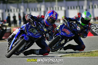 Hasil Lengkap Kejurnas Motoprix Region V Seri 3 Palu
