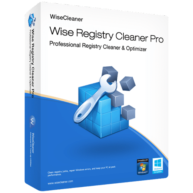 Wise Registry Cleaner Pro by dmznetworks.tech