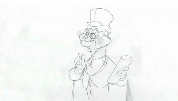 Desenhos De Sandro Cleuzo Para O Filme Angry Birds: Inspector Cleuzo: Kristof