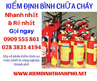 Kiem Dinh Binh Chua Chay