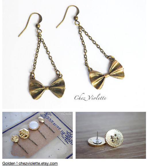gold - www.chezviolette.net