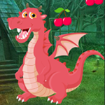 Play Games4King Red Dragon Rescue