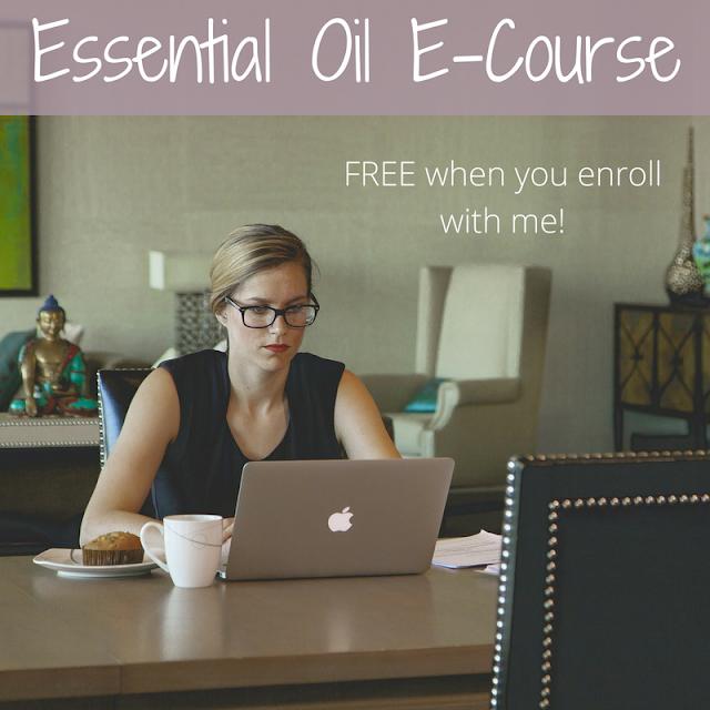 essential oil e-course