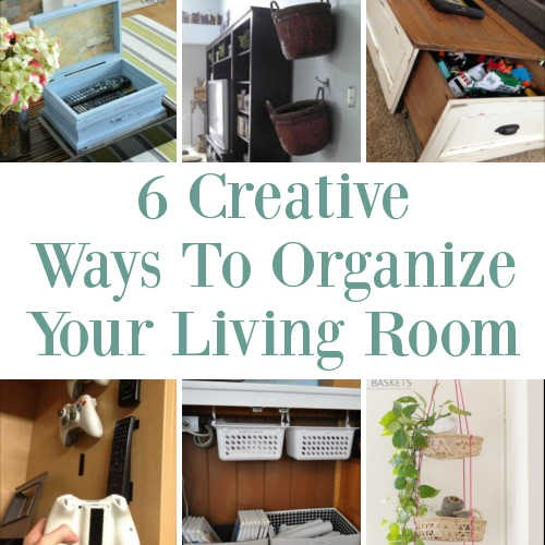 DIY Home Sweet Home 48 Creative Ways To Organize Your Living Room Unique Organizing A Living Room Creative