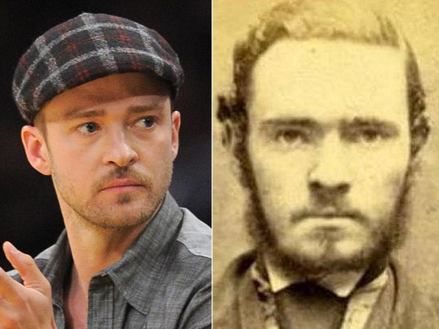 Justin Timberlake Is really this un-named criminal