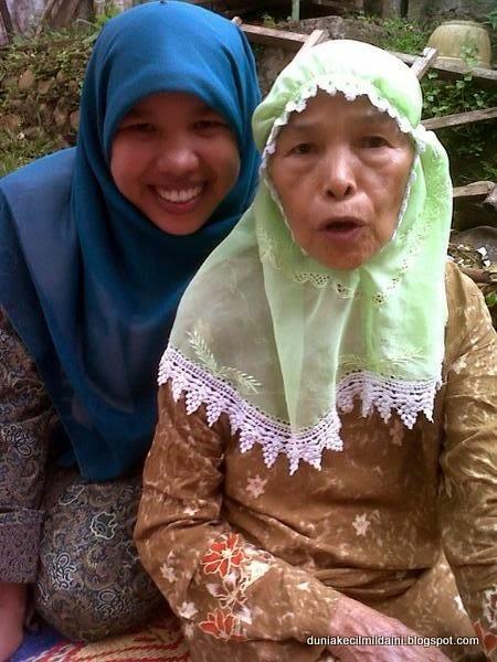 Aku dan Emak