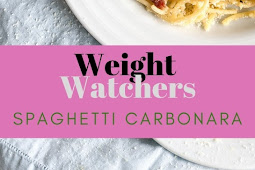 WEIGHT WATCHERS SPAGHETTI CARBONARA