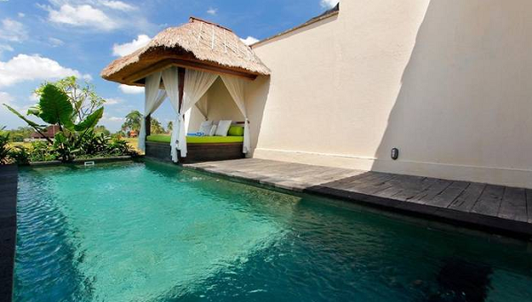 Hotel dan Villa di Bali Alam Puisi Villa